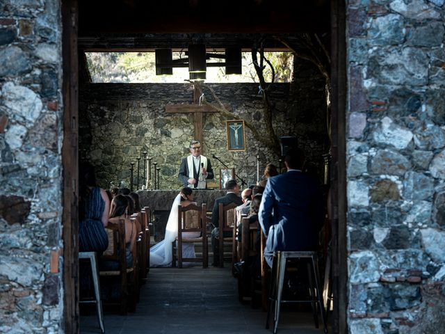 La boda de Carlo Magno y Paula en Guanajuato, Guanajuato 26