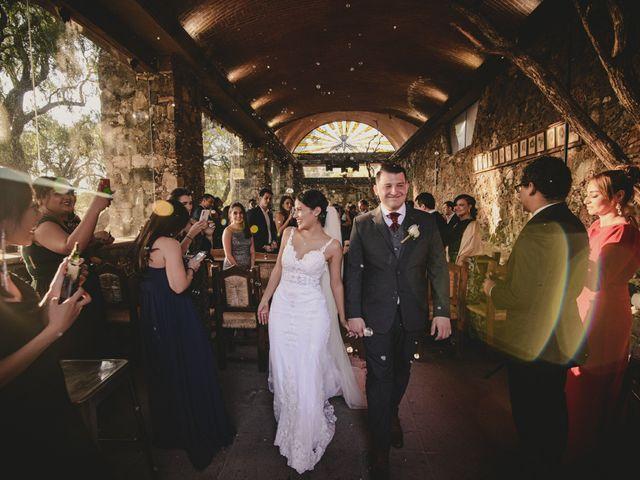 La boda de Carlo Magno y Paula en Guanajuato, Guanajuato 31