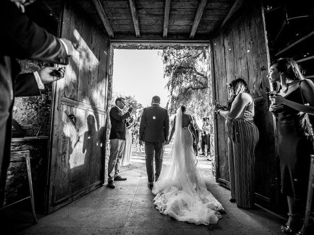 La boda de Carlo Magno y Paula en Guanajuato, Guanajuato 1