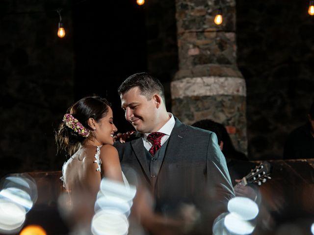 La boda de Carlo Magno y Paula en Guanajuato, Guanajuato 37