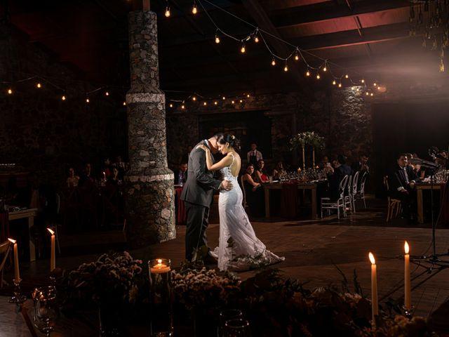 La boda de Carlo Magno y Paula en Guanajuato, Guanajuato 38