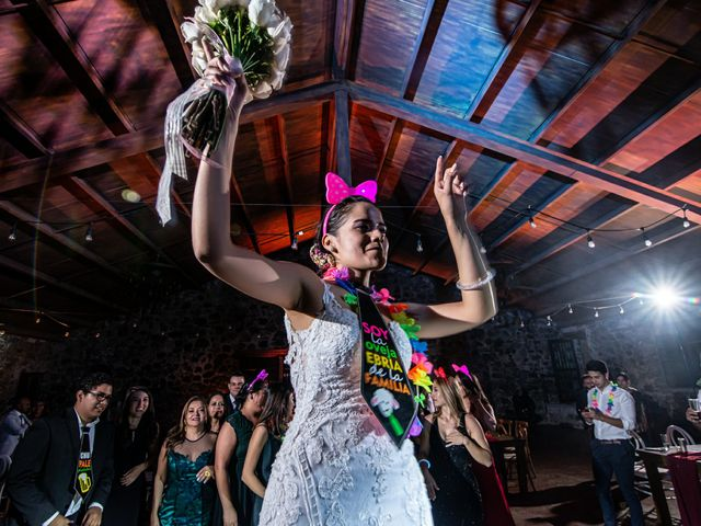 La boda de Carlo Magno y Paula en Guanajuato, Guanajuato 50