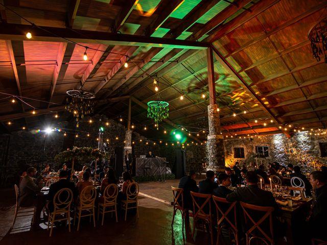 La boda de Carlo Magno y Paula en Guanajuato, Guanajuato 54
