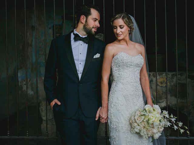 La boda de Jenny y Raúl