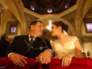 La boda de Maye y Luis