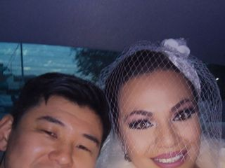 La boda de Lilian y Akira 1