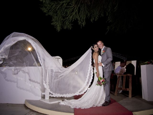 La boda de Wendy y George