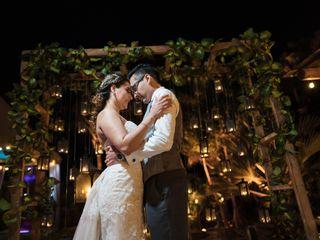 La boda de Mayra y Jon