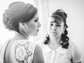 La boda de Mariana y César 2