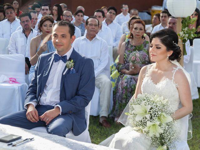La boda de Pilar y Alberto