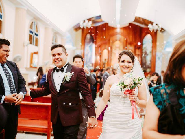 La boda de Tania y Patricio