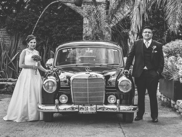 La boda de Mariana y César
