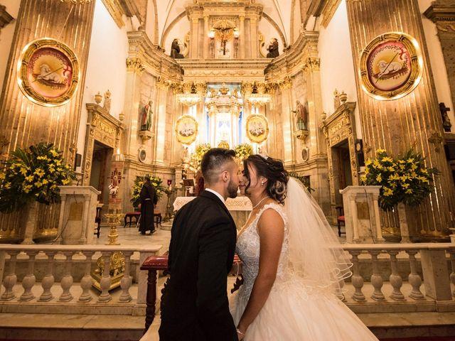 La boda de Cintia y Miguel