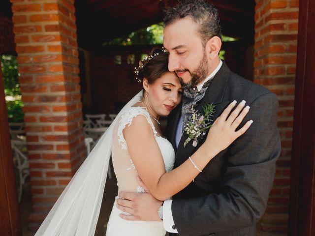 La boda de Gabriela y Ernesto