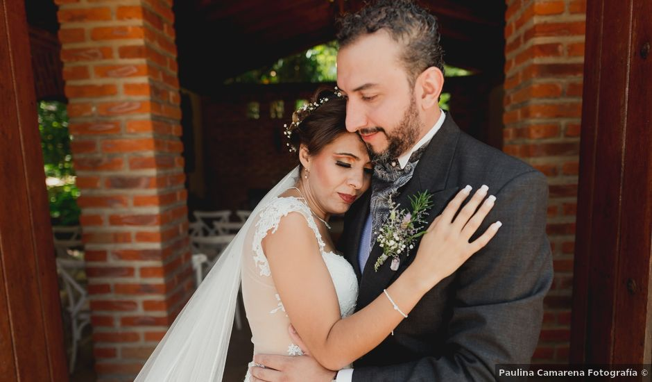 La boda de Ernesto y Gabriela en Jocotepec, Jalisco