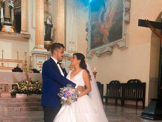 La boda de Analí  y Iván  1