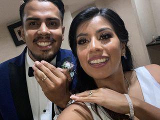 La boda de Analí  y Iván