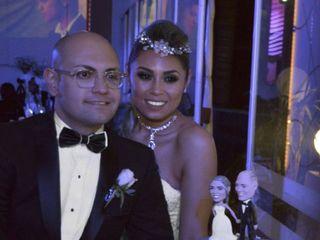 La boda de Linet  y Sam 3