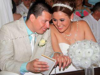 La boda de Carlos y Mary 1