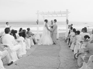 La boda de Carlos y Mary 2
