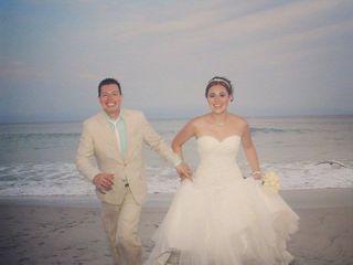 La boda de Carlos y Mary