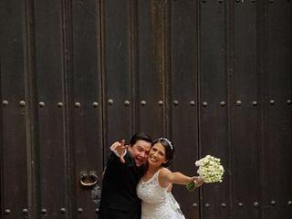 La boda de Andrea y Fernando 1