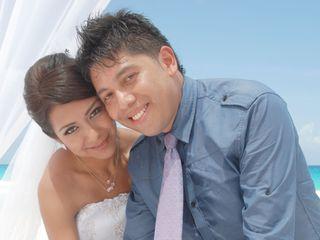 La boda de Noemi y Roberto