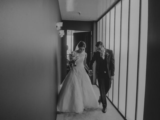 La boda de Ximena y Diego