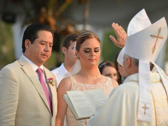 La boda de Gustavo y Maite