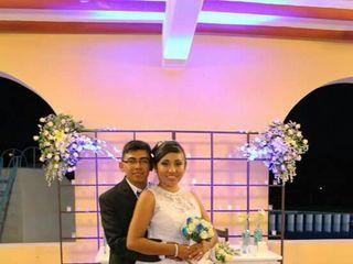 La boda de Letty y Roberto  1