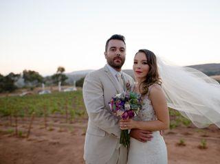 La boda de Thalia y Memo