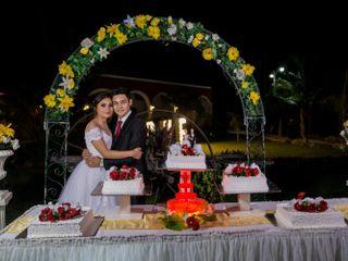 La boda de Monserrat y Agustín
