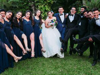 La boda de Sugeil y Ayrton l 2