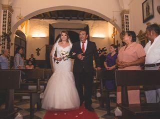 La boda de Jhoana y Cristobal 1
