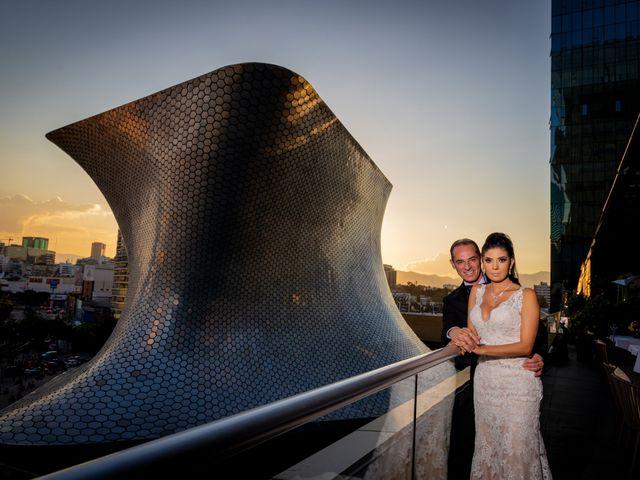La boda de Felix y Yire en Polanco, Ciudad de México 1