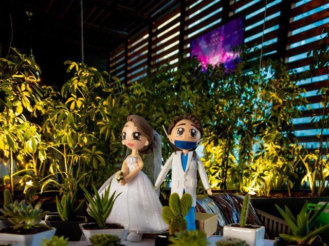 La boda de Felix y Yire en Polanco, Ciudad de México 5