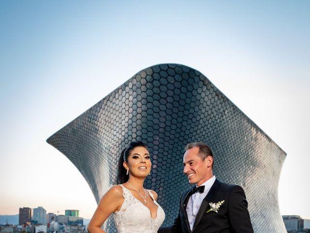 La boda de Felix y Yire en Polanco, Ciudad de México 7