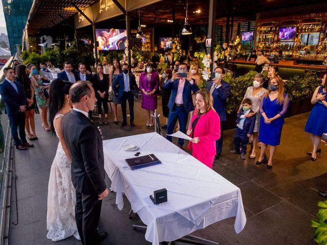 La boda de Felix y Yire en Polanco, Ciudad de México 8