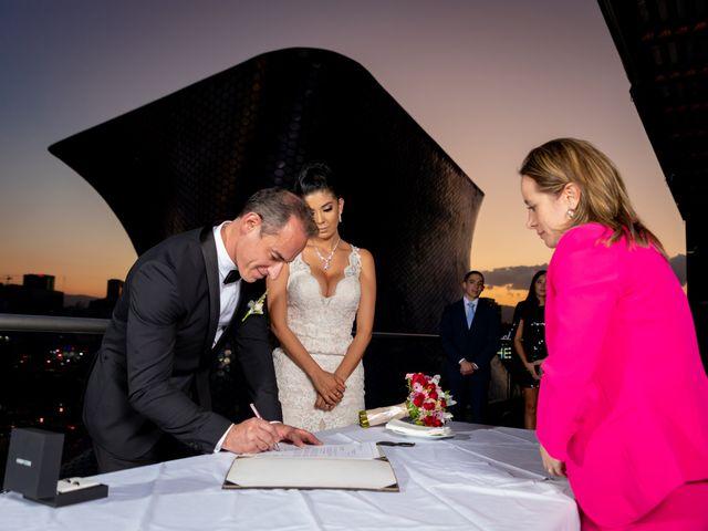 La boda de Felix y Yire en Polanco, Ciudad de México 9