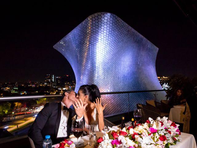 La boda de Felix y Yire en Polanco, Ciudad de México 16