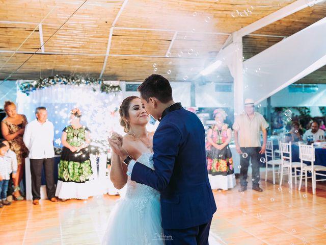 La boda de Sugeil y Ayrton l