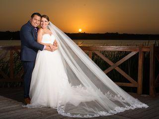 La boda de Verónica y Pedro
