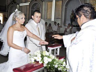 La boda de María de Jesús y Ricardo 1