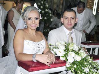 La boda de María de Jesús y Ricardo