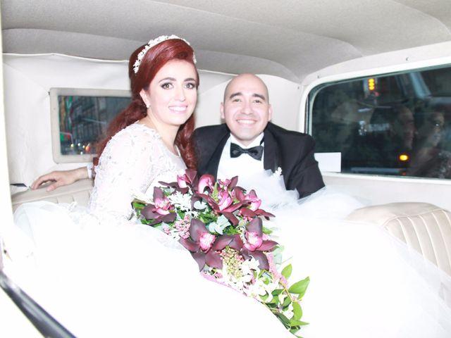 La boda de María Fernanda y Carlos Alberto