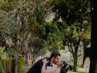 La boda de Alma  y Francisco  1