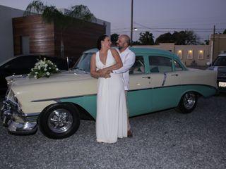 La boda de Ziomara y Julio 2