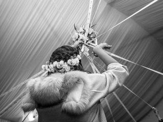 La boda de Mareve  y Pacelli  3