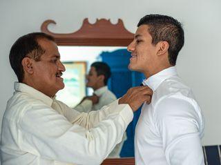 La boda de Rubén y Estefani 2