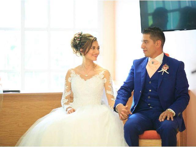 La boda de Lucero  y Miguel